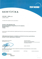 ISO-9001 Validation
